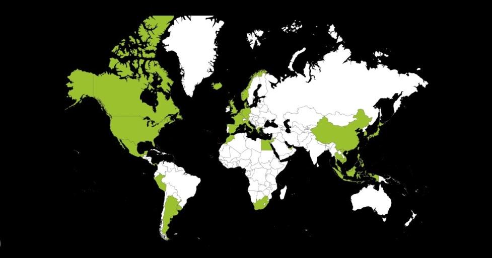 Travels Map